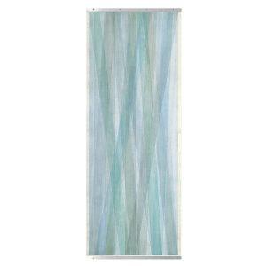 2006/2007, Aquarell, gewachst, gefaltet, 235 x 90 cm