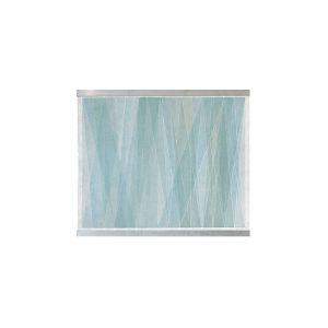 2006/2007, Aquarell, gewachst, gefaltet, 75 x 90 cm