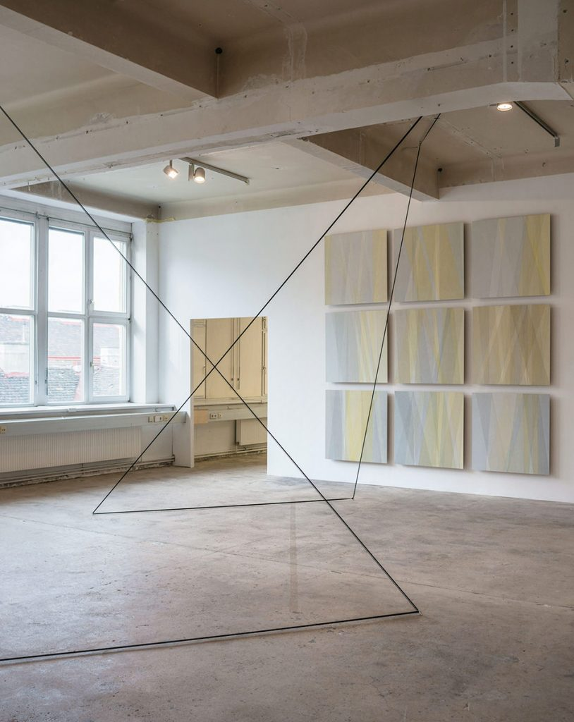 Schwester Makart Künstlerhaus Wien 2019 Fritz Ruprechter und Anna Maria Bogner