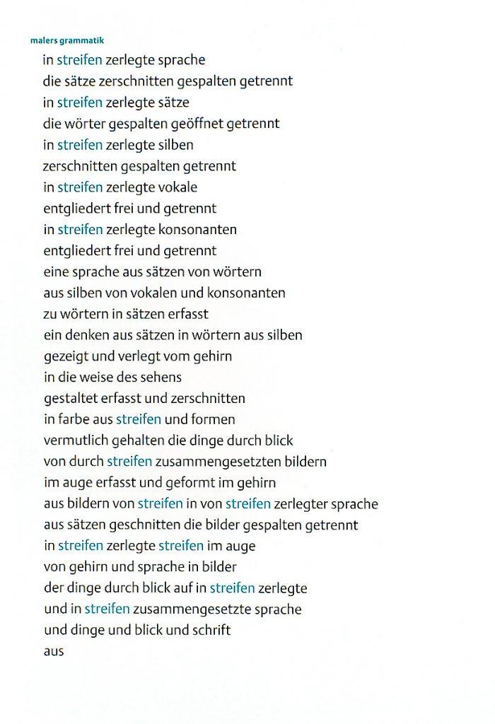 Text Ferdinand Schmatz